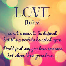show your love